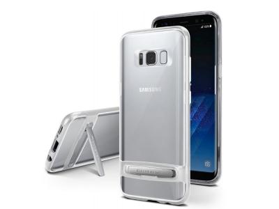 Силиконов гръб Mercury DREAM BUMPER за Samsung Galaxy S8 Plus, Сребрист