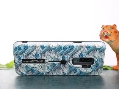 Удароустойчив гръб с Постовка за Samsung Galaxy S9 Plus SM-G965, Красиви облаци