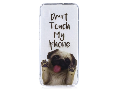 Силиконов Гръб за Samsung Galaxy A30 / A20, Куче