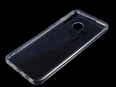 Силиконов гръб за Huawei P30 Lite, Момиче