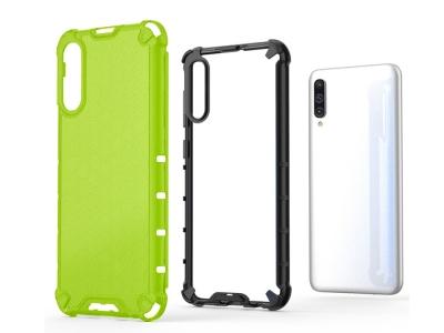 Пластмасов Гръб Shock Absorber за Samsung Galaxy A50/ Galaxy A30s, Зелен