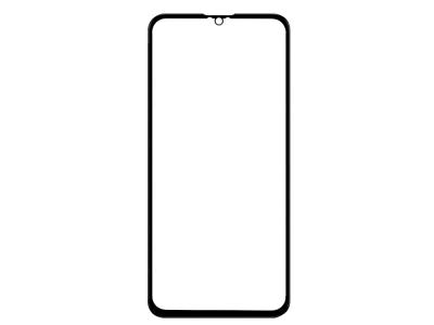 Стъклен протектор 5D Full Glue за Huawei Y9 2019, Черен