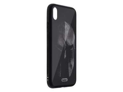 Пластмасов Гръб Glass Boter за iPhone XR (6.1), Войн