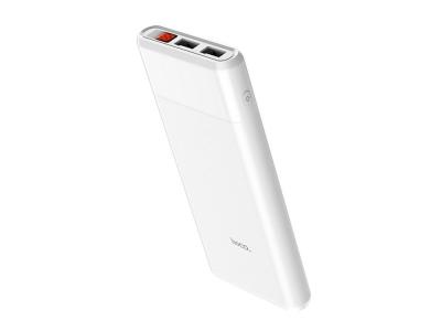 Универсална Външна Батерия Hoco 12000 mAh Entourage B35C, Бял