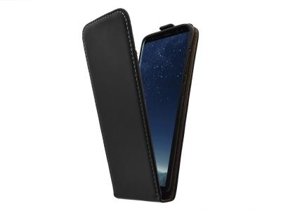 Калъф Тефтер Flexy за Samsung Galaxy S8 G950, Черен