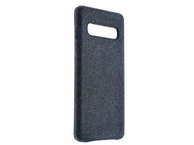 Пластмасов Гръб Texture за Samsung Galaxy S10, Син
