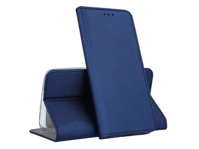 Калъф Тефтер Smart за Huawei Honor 20 Lite , Син