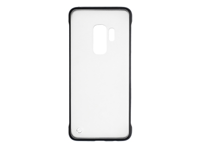 Пластмасов гръб C039 за Samsung Galaxy S9 Plus (G965) , Черен