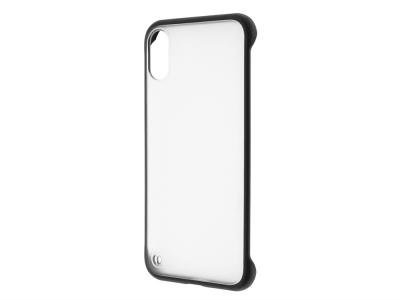 Пластмасов гръб C039 за iPhone Xs Max, Черен