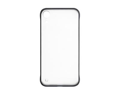 Пластмасов гръб C039 за iPhone XR , Черен