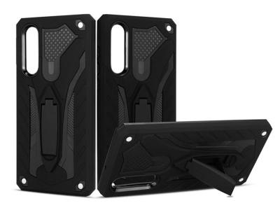 Удароустойчив гръб PHANTOM за Huawei P30, Черен