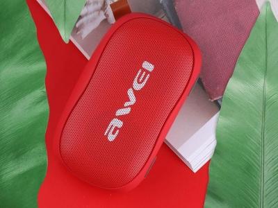 КОЛОНКА AWEI Bluetooth Y900, Червена