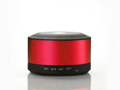 Преносима Bluetooth колонка Vennus n8 , Червен