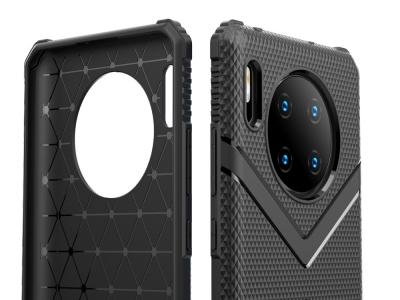 Удароустойчив Гръб Shield за Huawei Mate 30, Черен