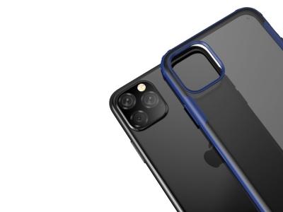 Удароустойчив гръб за iPhone 11 Pro Max (6.5), Син