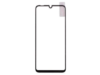 Стъклен Протектор 3D Full за Motorola Moto E6 Plus, Черен