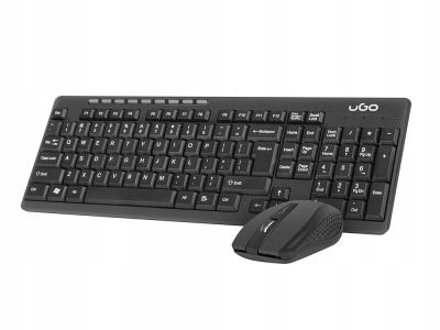 Клавиатура uGo + Мишка CW110 Wireless