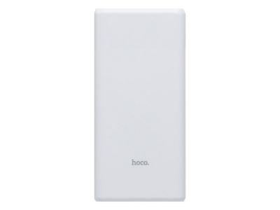 Универсална Външна Батерия HOCO B35C 12 000mAh, Бял