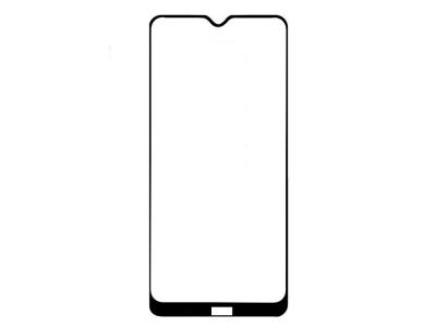 Стъклен Протектор 5D Full Glue за Xiaomi Redmi 8 / Xiaomi Redmi 8A, Черен