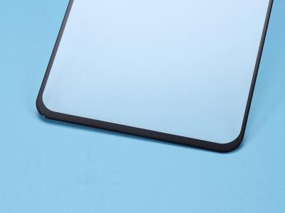 Стъклен Протектор 3D Full за Motorola One Zoom, Черен