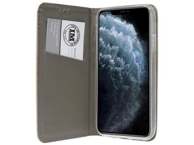 Калъф Тефтер Smart за iPhone 11 Pro Max , Черен