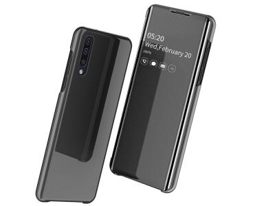 Калъф Тефтер View Window за Samsung Galaxy A50/A50s/A30s, Черен