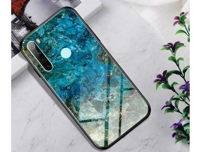 Стъклен Гръб Glass за Xiaomi Redmi Note 8, Нефрит