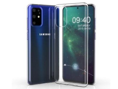 Силиконов гръб за Samsung Galaxy S20, Прозрачен