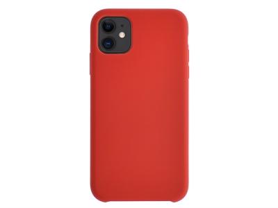 Калъф Гръб LUX за iPhone 11 6.1 inch (2019), Червен