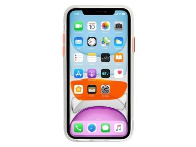 Удароустойчив Гръб Bumper за iPhone X / XS, Прозрачен