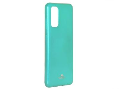 Силиконов гръб Jelly Mercury за Samsung Galaxy S20 / S11E (G980), Мента
