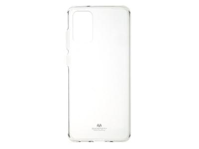 Силиконов гръб Jelly Mercury за Samsung Galaxy S20 / S11E (G980), Прозрачен