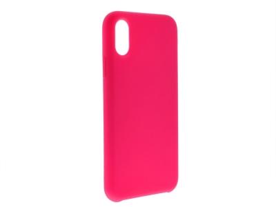 Калъф Гръб LUX за iPhone X / XS (5.8), Розов