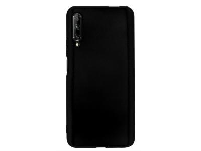 Силиконов Гръб Level за Huawei P Smart Pro (2019) , Черен