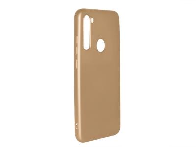 Силиконов Гръб Level за Xiaomi Redmi note 8T, Златист
