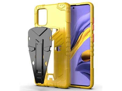 Удароустойчив Гръб King Kong за Samsung Galaxy A51, Жълт