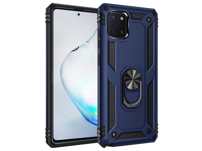 Удароустойчив Гръб Hybrid Cover за Samsung Galaxy A81/Note 10 Lite/M60S, Син