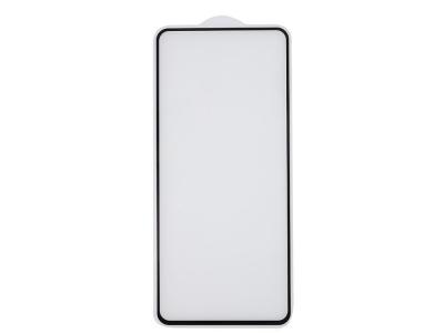 Стъклен Протектор Full Glue 5D за Samsung Galaxy A81 / Note 10 Lite, Черен