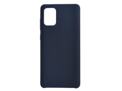 Калъф Гръб LUX за Samsung Galaxy A71, Тъмно син