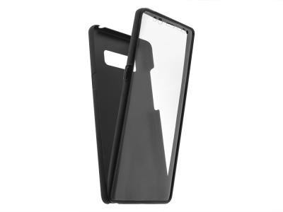 360 Градуса Калъф за Samsung Galaxu Note 8 N950, Черен