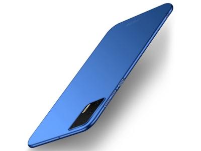 Пластмасов Гръб MOFI за Huawei P40, Син