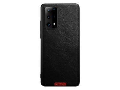 Удароустойчив гръб Simple Design за Huawei P40, Черен