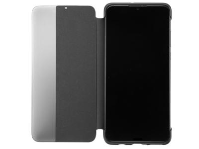 Калъф тефтер View Cover за Huawei P30 Lite / Nova 4e, Черен