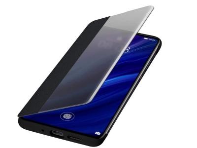 Калъф тефтер View Cover за Huawei P30 Pro, Черен