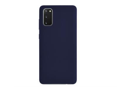 Калъф Гръб LUX за Samsung Galaxy S20 / S11E (G980), Тъмно син