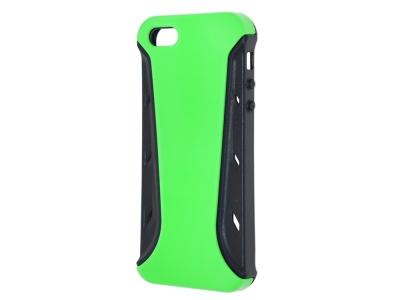 Удароустойчив гръб VENNUS за Iphone 5, Зелен
