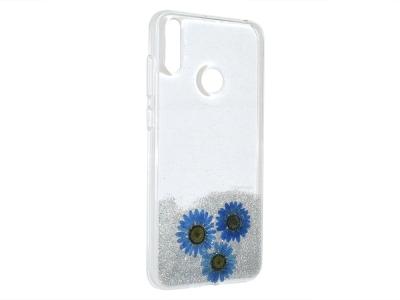 Силиконов Гръб Flower Vennus за Huawei Y7 2019, Амелиа