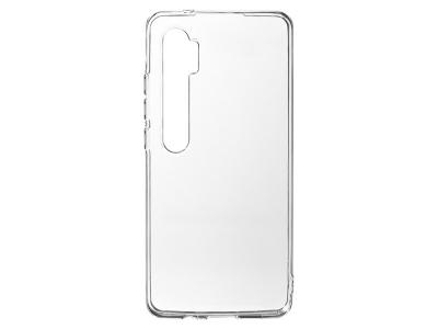 Силиконов гръб 0.5mm за Xiaomi Mi Note 10 Lite, Прозрачен
