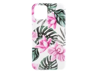 Силиконов Гръб Flower за iPhone 11, Сузи