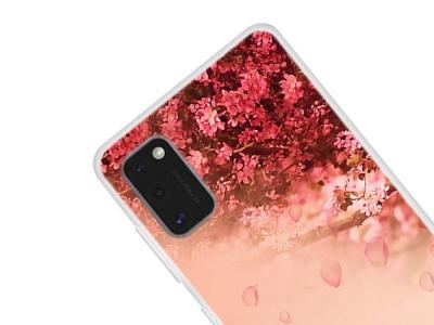 Силиконов гръб за Samsung Galaxy A41, Цветна стена